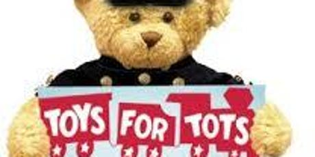 DC Children's Trust Fund Toys for Tots Distribution tickets