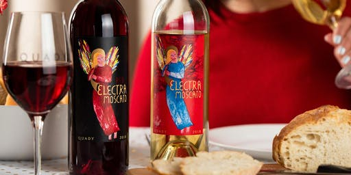 Loxley Stand-Up Electra Red & White Wine Tasting