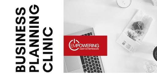 Business Planning Clinic w/ Pam O'Bryant - Alexandria, VA