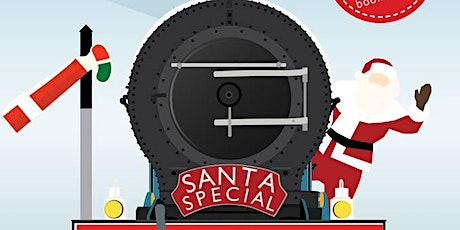 Santa Special Train 16 - Steam - Dublin Connolly to Maynooth & Return SOLD OUT tickets