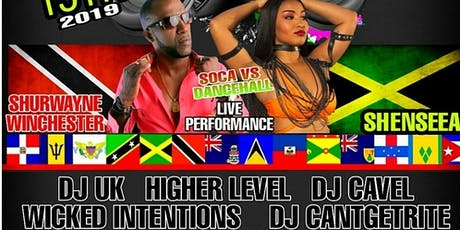 2k19 Rep Yuh Flag Caribbean Party tickets