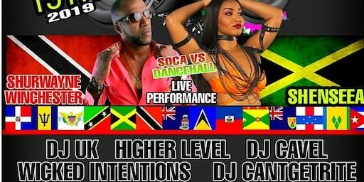 2k19 Rep Yuh Flag Caribbean Party