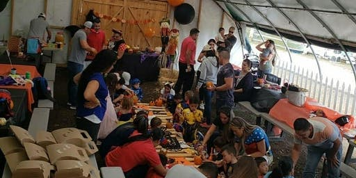 Halloween Picnic Party