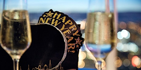 Countdown with a View: NYE at Cityscape Lounge, featuring Moët & Chandon tickets
