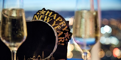 Countdown with a View: NYE at Cityscape Lounge, featuring Moët & Chandon