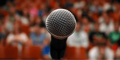 Humorous Speech & Table Topics (Improv) Division E Contests