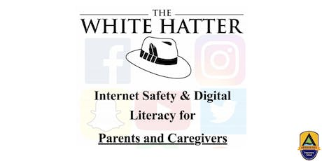 The White Hatter - Internet Safety & Digital Literacy tickets