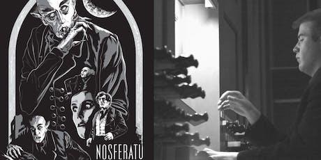 NOSFERATU: A Hallowe'en Organ  & Film Extravaganza tickets