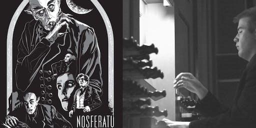 NOSFERATU: A Hallowe'en Organ  & Film Extravaganza