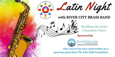 Latin Night with River City Brass Band tickets