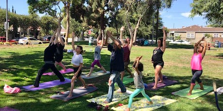 To Be Human Yoga in Reynier Park (Saturday) tickets