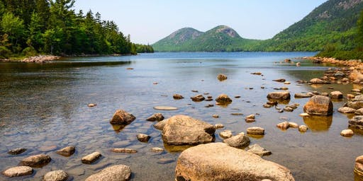 Camping in Acadia