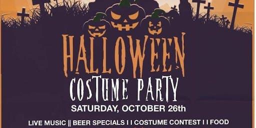 TVBC Halloween Party