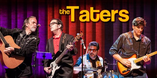 Taters Christmas Album CD Release Party