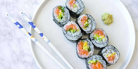 Handmade Sushi - Team Building by Cozymeal™ tickets