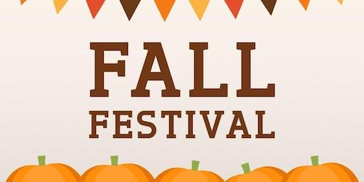 Fall Festival at Warner High School