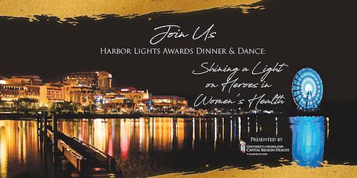 Harbor Lights  | Awards Dinner & Dancing Sponsorship Opportunities