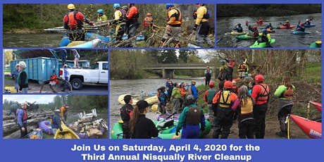 Nisqually River Cleanup 2020 tickets