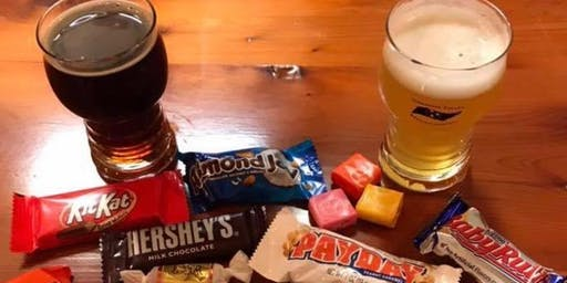 Beer & Halloween Candy Pairing
