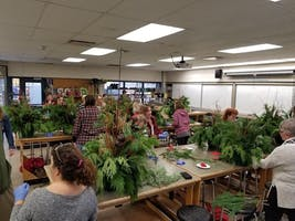 Winter Urn Workshop