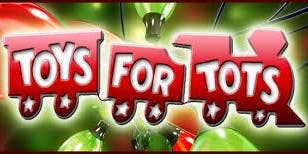 Ward 5 Toys for Tots Distribution at Trinidad Recreation Center