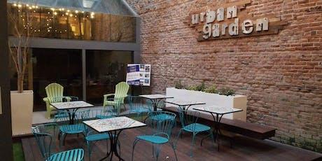 Urban Garden Mixer tickets