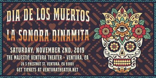 Dia De Los Muertos with La Sonora Dinamita