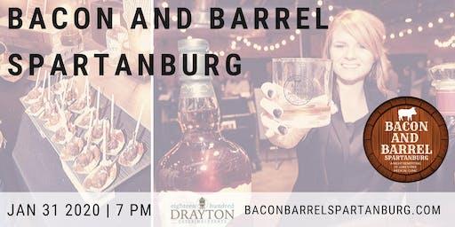 Bacon and Barrel Spartanburg