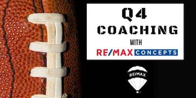 Q4 Coaching: Lead Generation Strategy (#256-   -E 1 CEU)