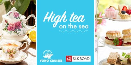 High Tea on the Sea with Yoho Cruises tickets