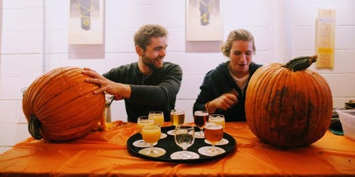 Pumpkin Carving & Pints 2019