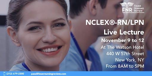Feuer Nursing Live NCLEX Review Lecture