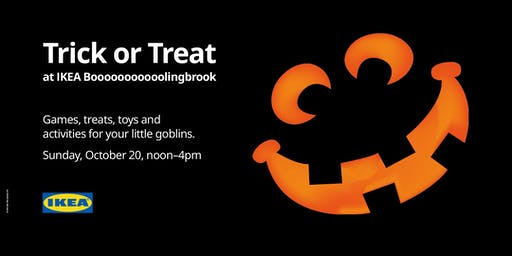 Trick or Treat at IKEA Bolingbrook