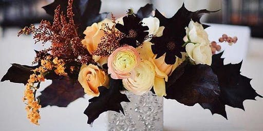 Fall Floral Workshops with Lily in June