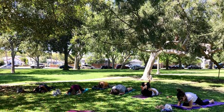 To Be Human Yoga in Carlson Park (Saturday) tickets
