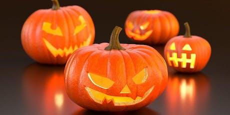Halloween Sculptris tickets