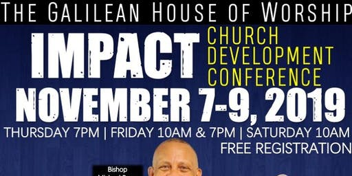 Impact Church Development Conference