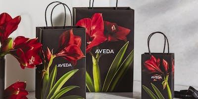 Aveda 2019 Holiday Sneak Peak-Holiday Aroma Facials