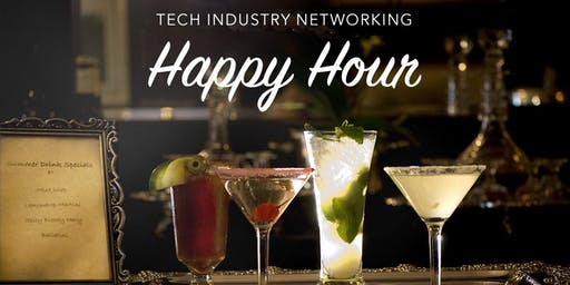 Tech Networking Happy Hour (Benefiting KidsTek.org)
