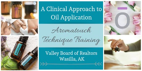 AromaTouch Technique Training tickets