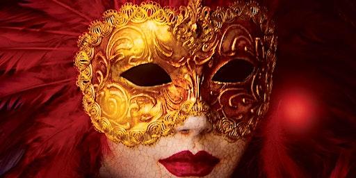 NYE Party Bollywood Masquerade Ball
