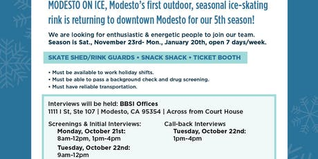 Modesto on Ice Hire Event tickets