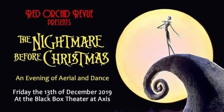 A Nightmare Before Christmas tickets
