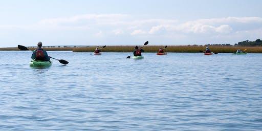 Jug Bay Paddle