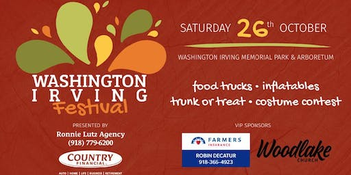 4th Annual Washington Irving Festival