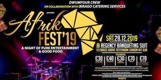 AFRIK FEST 2019