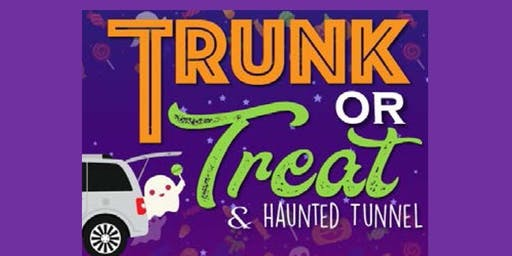 MCLB Barstow Trunk or Treat - Vehicle Pre-Registration