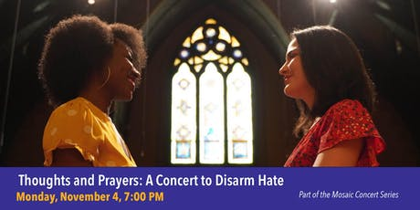 Thoughts and Prayers: A Concert to Disarm Hate tickets