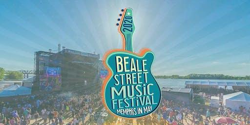 2020 Beale Street Music Festival