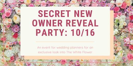Secret New Owner Reveal for The White Flower